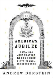 Cover art for AMERICA'S JUBILEE