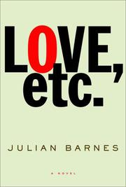 Book Cover for LOVE, ETC.