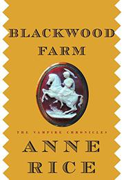 Book Cover for BLACKWOOD FARM