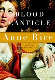 Book Cover for BLOOD CANTICLE