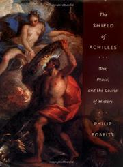 Cover art for THE SHIELD OF ACHILLES