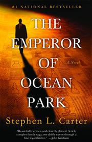 Cover art for THE EMPEROR OF OCEAN PARK