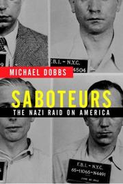 Cover art for SABOTEURS