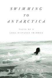 Cover art for SWIMMING TO ANTARCTICA