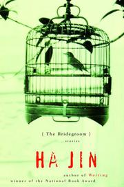 Cover art for THE BRIDEGROOM