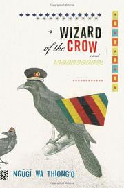 Cover art for WIZARD OF THE CROW