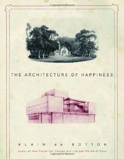 Cover art for THE ARCHITECTURE OF HAPPINESS