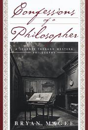 Cover art for CONFESSIONS OF A PHILOSOPHER