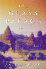 Cover art for THE GLASS PALACE