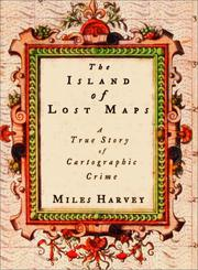 Cover art for THE ISLAND OF LOST MAPS