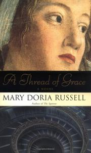 Book Cover for A THREAD OF GRACE
