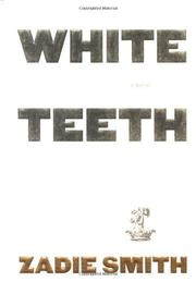 Book Cover for WHITE TEETH