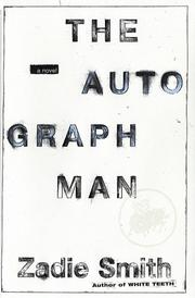 Book Cover for THE AUTOGRAPH MAN