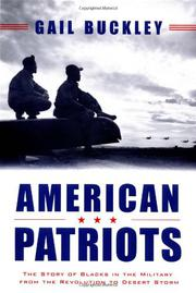 Cover art for AMERICAN PATRIOTS