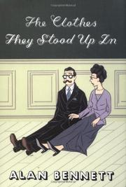 Cover art for THE CLOTHES THEY STOOD UP IN