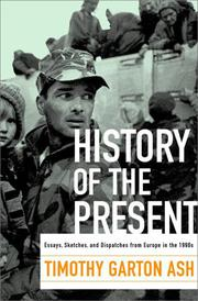 Cover art for HISTORY OF THE PRESENT