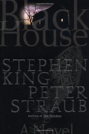 Cover art for BLACK HOUSE