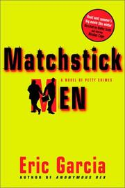 Cover art for MATCHSTICK MEN