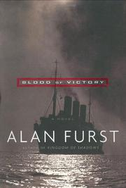 Cover art for BLOOD OF VICTORY