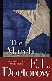 Cover art for THE MARCH