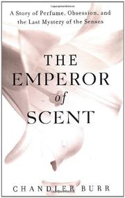 Book Cover for THE EMPEROR OF SCENT