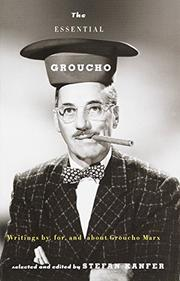Cover art for THE ESSENTIAL GROUCHO