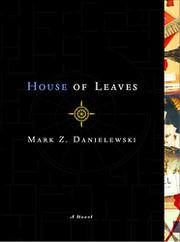 Cover art for HOUSE OF LEAVES