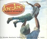 Book Cover for JOE-JOE'S FIRST FLIGHT