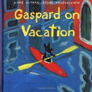 Book Cover for GASPARD ON VACATION