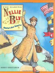 Cover art for THE DARING NELLIE BLY