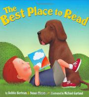 Cover art for THE BEST PLACE TO READ
