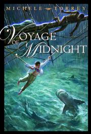 Cover art for VOYAGE OF MIDNIGHT