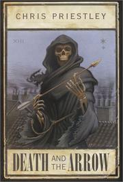 Cover art for DEATH AND THE ARROW