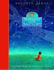 Cover art for FEDERICO AND THE MAGI'S GIFT