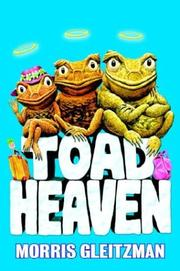 Cover art for TOAD HEAVEN