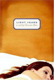 Cover art for LIGHT YEARS: A NOVEL