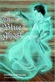 Cover art for THE BLUE GHOST