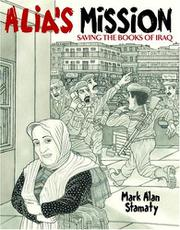 Cover art for ALIA'S MISSION
