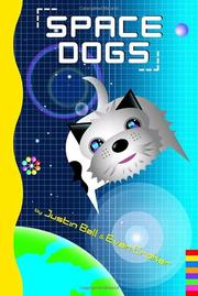 Cover art for SPACE DOGS