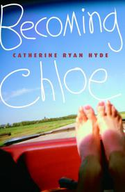 Book Cover for BECOMING CHLOE