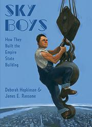 Book Cover for SKY BOYS