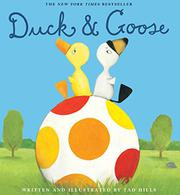 Book Cover for DUCK & GOOSE