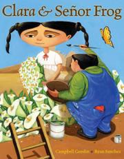Book Cover for CLARA AND SEÑOR FROG
