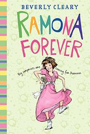 Book Cover for RAMONA FOREVER