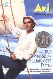 Cover art for THE TRUE CONFESSIONS OF CHARLOTTE DOYLE