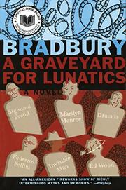 Cover art for A GRAVEYARD FOR LUNATICS