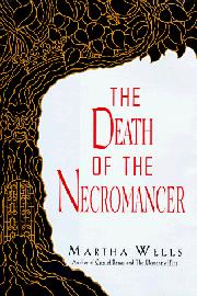 Cover art for THE DEATH OF THE NECROMANCER