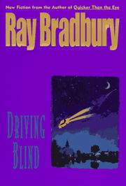 Book Cover for DRIVING BLIND