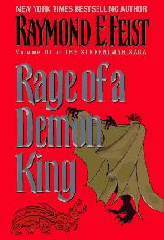 Book Cover for RAGE OF A DEMON KING