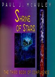 Cover art for SHRINE OF STARS